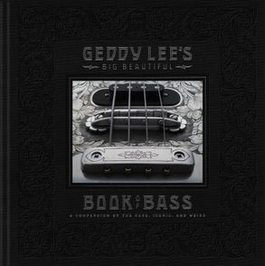 Cover image - Geddy Lee's Big Beautiful Book of Bass