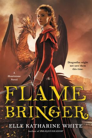 Cover image - Flamebringer