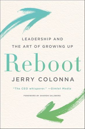 Cover image - Reboot: Leadership and the Art of Growing Up