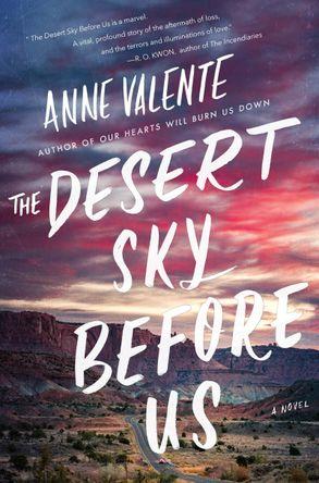 Cover image - The Desert Sky Before Us