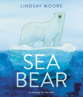 Cover image - Sea Bear: A Journey for Survival