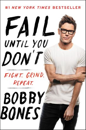 Cover image - Fail Until You Don't: Fight Grind Repeat