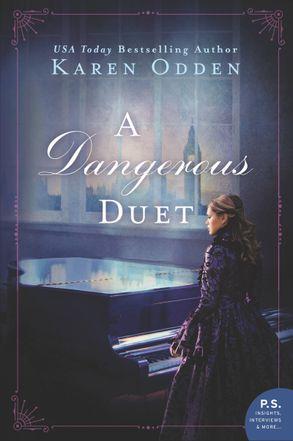 Cover image - A Dangerous Duet