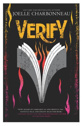 Cover image - Verify