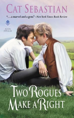 Cover image - Two Rogues Make A Right