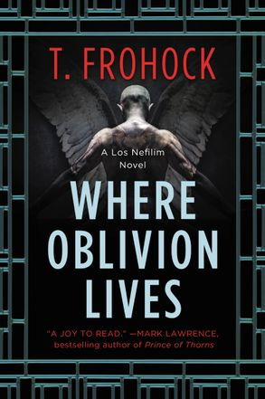 Cover image - Where Oblivion Lives