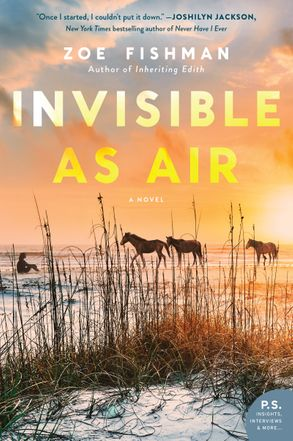 Cover image - Invisible As Air