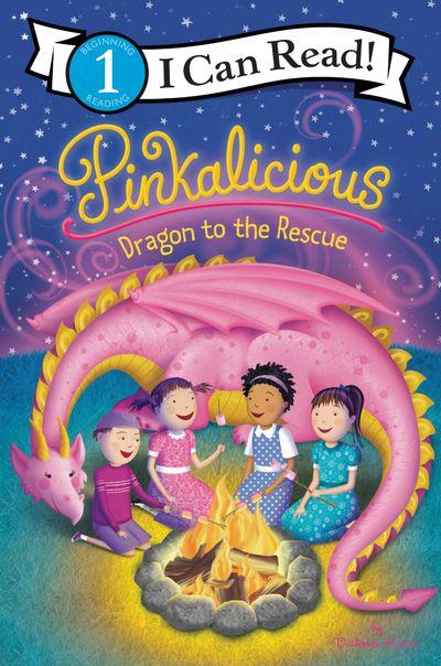 Pinkalicious: Dragon to the Rescue