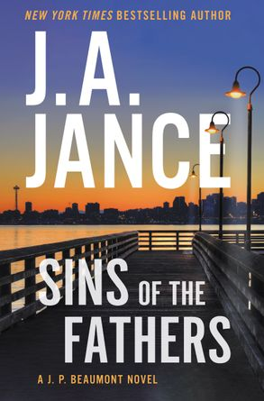 Cover image - Sins Of The Fathers