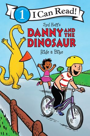 Cover image - Danny and the Dinosaur Ride a Bike