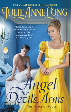 Cover image - Angel In A Devil's Arms