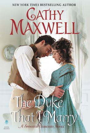 Cover image - The Duke That I Marry