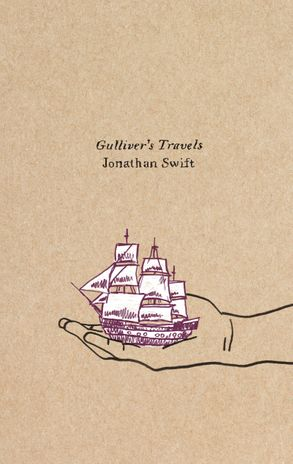 Cover image - Gulliver's Travels