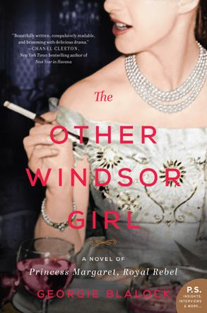 Cover image - The Other Windsor Girl: A Novel Of Love, Royalty, Whiskey, And Cigarettes