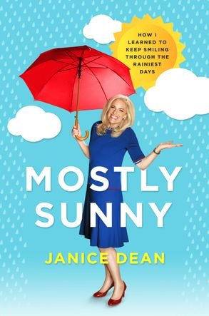 Cover image - Mostly Sunny: How I Learned to Keep Smiling Through the Rainiest Days