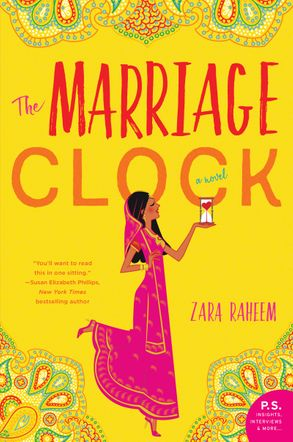 Cover image - The Marriage Clock
