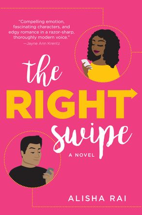 Cover image - The Right Swipe