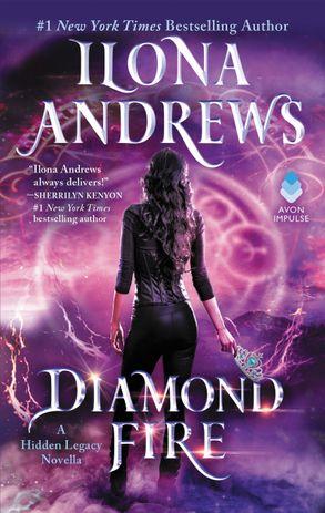 Diamond Fire :HarperCollins Australia