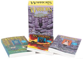 Cover image - Warriors Manga 3-Book Full-Color Box Set: Graystripe's Adventure; Ravenpaw's Path, SkyClan and the Stranger