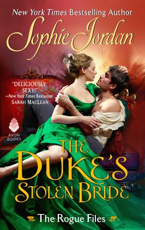Cover image - The Duke's Stolen Bride