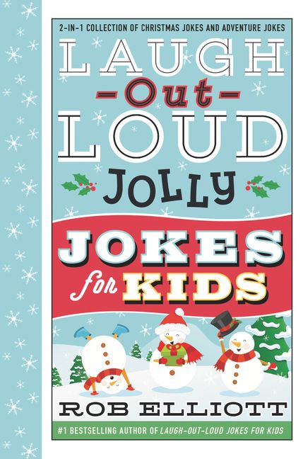 Laugh-Out-Loud Jolly Jokes for Kids: 2