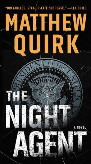 Cover image - The Night Agent