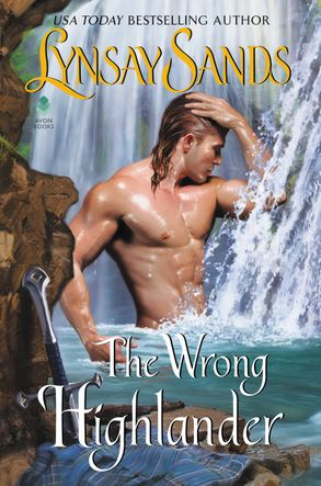 Cover image - The Wrong Highlander