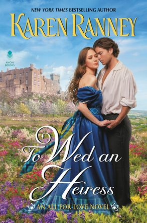 Cover image - To Wed An Heiress