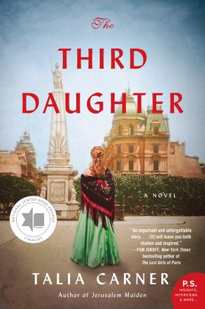 Cover image - The Third Daughter