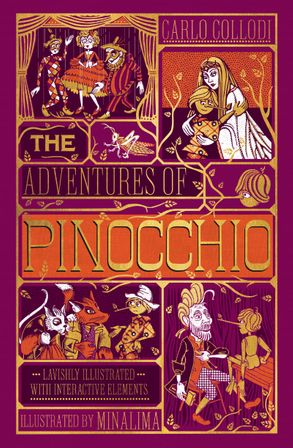 Cover image - The Adventures of Pinocchio