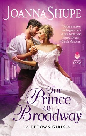 Cover image - The Prince of Broadway
