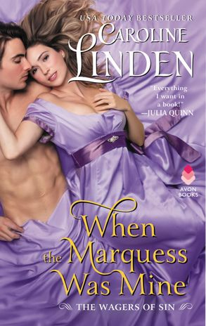 Cover image - When The Marquess Was Mine