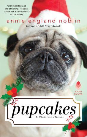 Cover image - Pupcakes: A Christmas Novel