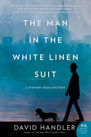 Cover image - The Man In The White Linen Suit