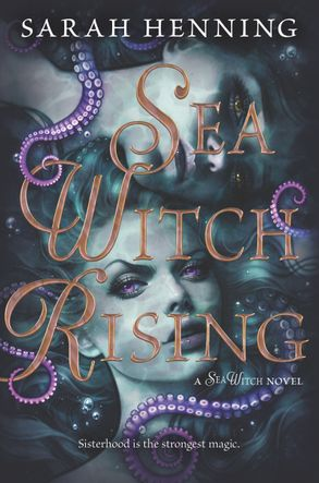 Cover image - Sea Witch Rising