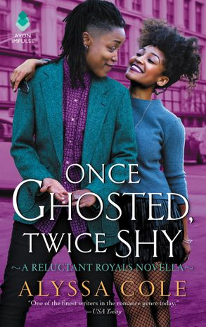Cover image - Once Ghosted, Twice Shy