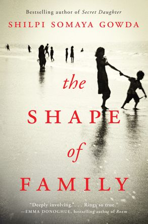 Cover image - The Shape Of Family