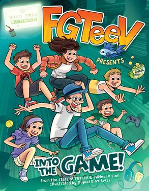 Cover image - FGTeeV Presents: Into the Game!