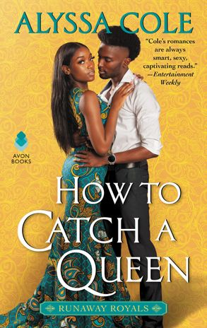 Cover image - How To Catch A Queen