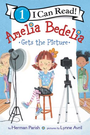 Cover image - Amelia Bedelia Gets the Picture