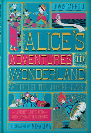 alices-adventures-in-wonderland-and-through-the-looking-glass-illustrated-edition