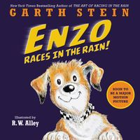 enzo-races-in-the-rain