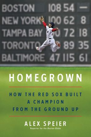 Cover image - Homegrown: How the Red Sox Built a Champion from the Ground Up