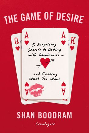 Cover image - The Game of Desire: 5 Surprising Secrets to Dating with Dominance - and Getting What You Want