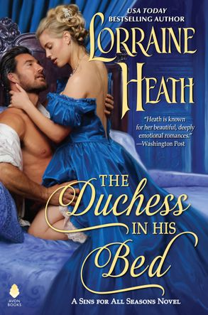 Cover image - The Duchess In His Bed