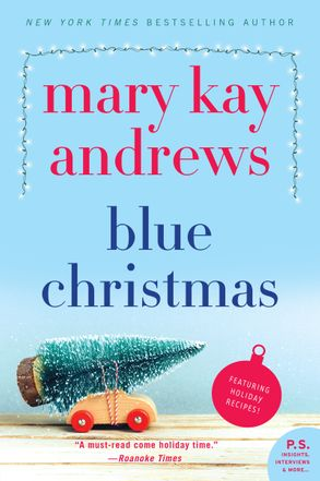 Cover image - Blue Christmas