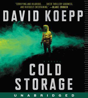 Cover image - Cold Storage [Unabridged CD]