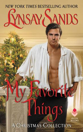 Cover image - My Favorite Things: A Christmas Collection