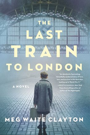 Cover image - The Last Train To London