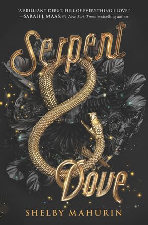 Cover image - Serpent & Dove